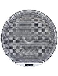 Fusion Marine High Performance Lautsprecher-Gitter, Classic, weiß 6.5 cm