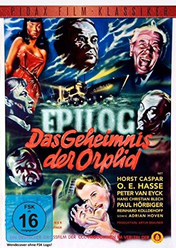 Bild von Epilog - Das Geheimnis der Orplid / Beeindruckender Film noir von Helmut Käutner (Pidax Film-Klassiker)