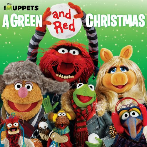 Muppets:Green & Red Christmas - A Christmas Muppets