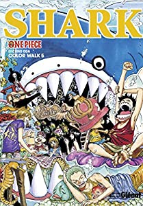 One Piece Color Walk Edition simple Tome 5