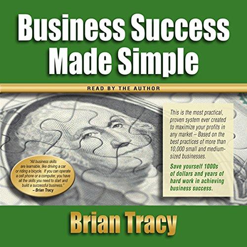 Business Success Made Simple  Audiolibri