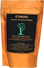 Etheric Wild Kasturi Turmeric Powder (100 gms)
