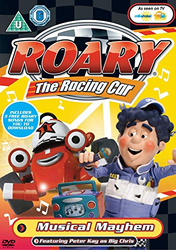 Unito MayhemedizioneRegno Car The Racing Roary Musical POXiZku