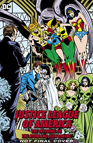 Justice League of America: The Wedding of the Atom and Jean Loring (Jeans Gebunden)
