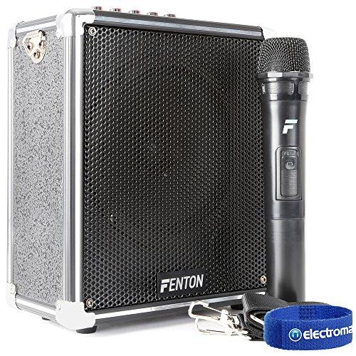 fenton-st040-portable-pa-powered-bluetooth-amplifier-speaker-system-usb-vhf-40w