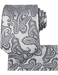 Kissties - Boite à cravate - Imprimé Cachemire - Homme