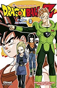 Dragon Ball Z Edition simple Cycle 4 - Les cyborgs - Tome 3
