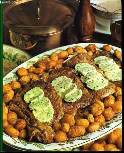 Gastronomie du monde entier le monde complet de l'art culinaire : les viandes à l'honneur