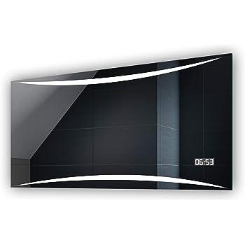 Foram Spiegel Led Badezimmerspiegel Beleuchtung 3d Tieffeneffekt