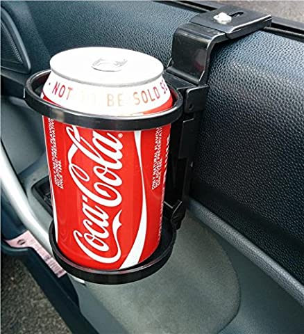 New Car Van Cup Drink Can Coke Wine Glass Travel Holiday Holder Easy Fit Gift