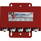 4in/1out Mini DiSEqC 2.0 switch for up to 4 satellite positions and 1 subscriber