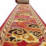 L-carpet SESO UK- Made to Measure Teppichläufer - Home kommerzielles Hotel - Long Hall & Treppen Teppichläufer (größe : L:3m×W:1m)