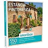 SMARTBOX - Caja Regalo - ESTANCIA PINTORESCA - 550 alojamientos rurales, posadas y hospederías en España, Andorra y Portugal