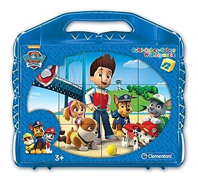Clementoni 41180 Puzzle - Rompecabezas (Rompecabezas de Cubos, Dibujos, Preescolar, Niño/niña, 3 año(s), 5 año(s)) de Clementoni