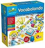 Vocabolando è un gioco di percorso a quiz pensato per arricchire il lessico dei bambini della scuola primaria. Per vincere bisogna guadagnare le coccarde avanzando sul tabellone e rispondere a domande sulle definizioni, i sinonimi e i contrar...