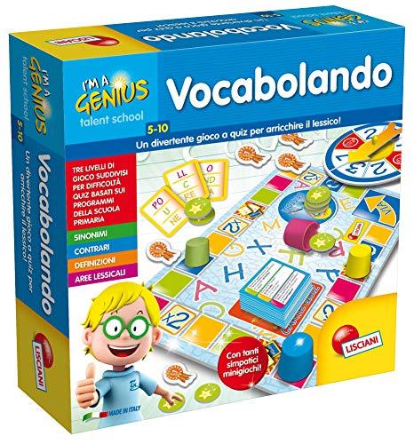 Lisciani Giochi Piccolo Genio TS Vocabolando, 48878