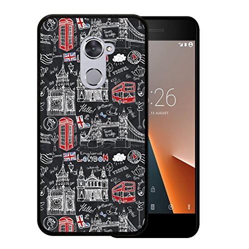 WoowCase Funda Vodafone Smart V8