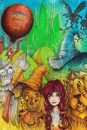 Close Up The Wizard of Oz Poster Sean Dietrich (61cm x 91,5cm) + Ü-Poster