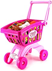 Toys Bhoomi Market Trolley Kitchen Set Toys for Kids Great Birthday Return Gifts for Children