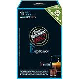Caffè Vergnano 1882 Èspresso Capsule Caffè Compatibili Nespresso, Decaffeinato - 12 confezioni da 10 capsule (totale 120)