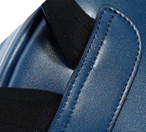 Casual Umhängetasche Koreanischer Wilde Persönlichkeit Einfacher Modetrend Schulranzen Blue