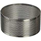 Lacor 68547 - Molde Aro Redondo perforado, 7 x 3, 5cm