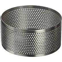 Lacor 68547 Cercle rond perforé Acier Inoxydable Gris 7 cm