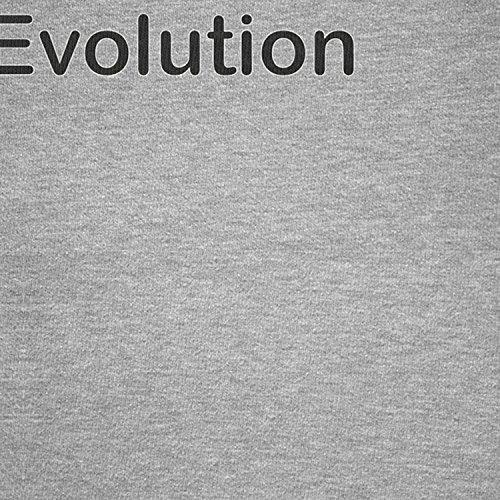 TEXLAB - F500 Evolution - Herren Langarm T-Shirt Grau Meliert
