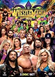 WWE: WRESTLEMANIA 34 - WWE: WRESTLEMANIA 34 (3 DVD)