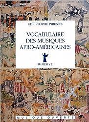 Vocabulaire des musiques afro-américaines