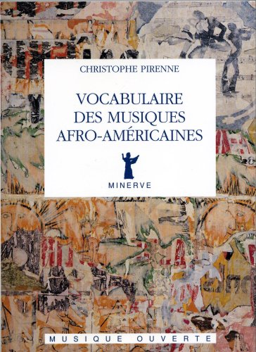 Vocabulaire des musiques afro-amricaines