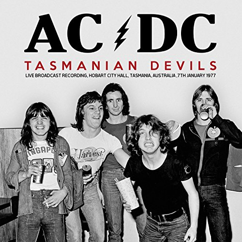Ac/Dc: Tasmanian Devils (Audio CD)