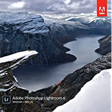 Adobe Photoshop Lightroom 6 (frustfreie Verpackung) [import allemand]