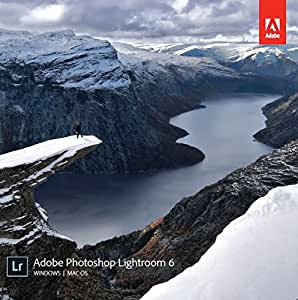 Adobe Photoshop Lightroom 6 | Windows/Mac | Download
