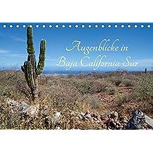 Augenblicke in Baja California Sur (Tischkalender 2018 DIN A5 quer): Ausblicke auf Landschaften im sonnigsten Mexiko (Monatskalender, 14 Seiten ) ... [Apr 14, 2017] & Thomas Schilling, Marion