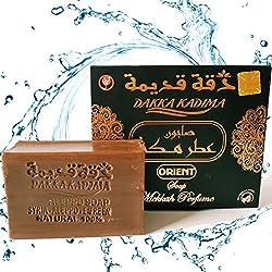 Original Aleppo Seife Dakka Kadima Premium Edition (Mekkah Perfume)