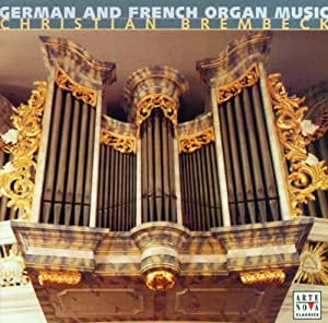 German & French Organ Music