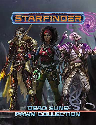 Starfinder Pawns: Dead Suns Pawn Collection por Paizo Staff