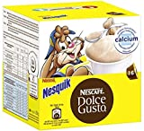 Nescafé Dolce Gusto Nesquik, Pack of 3, 3 x 16 Capsules