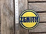 Ecusson Patches aufnaher Toppa–Zenith carburador–termoadhesiva