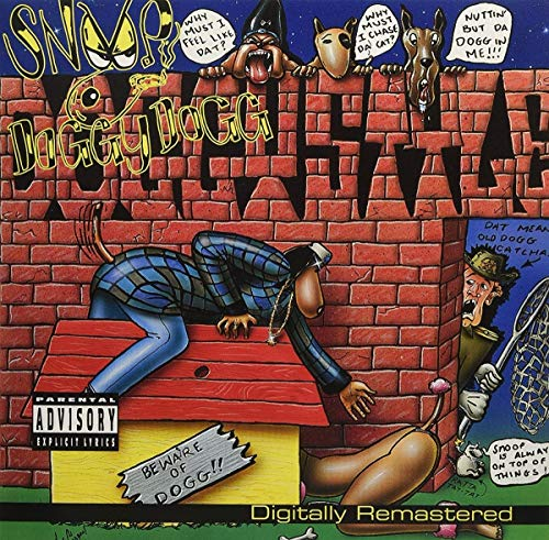 Doggystyle (Explicit Version) [Vinyl LP]