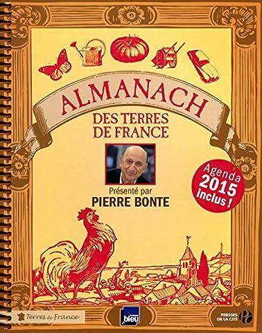 Almanach des Terres de France 2015