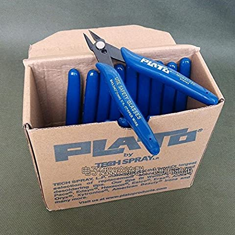 Lot de 1–Plato–Modèle 170Ciseaux à fil de cuivre Cutter Pince Pince coupante diagonale Pince coupante latérale
