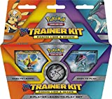 Pikachu Libre and Suicune Pokemon XY Trainer Kit