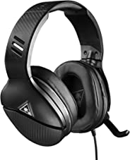 Turtle Beach Recon 200 Cuffie Gaming Amplificate, PlayStation 4, Nero