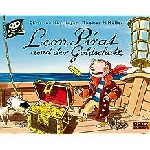 Leon Pirat und der Goldschatz (MINIMAX)