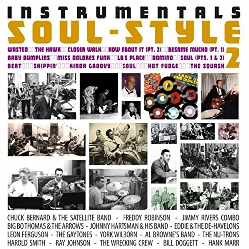 Instrumentals Soul-Style Volume 2