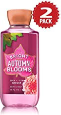 Bath & Body Works Duschgel 2er Pack - Bright Autumn Blooms (2x295ml)