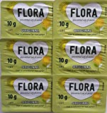 ** Clearance ** 10 Flora Spread Portions - 10 x 10g portions (Best Before: 14.11.2018)