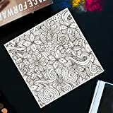 Guojianhui Primeval Forest DIY Silicone Clear Stamp Cling Seal Scrapbook Embossing Album Decor
